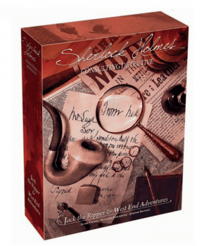 Sherlock Holmes Consulting Detective – Jack the Ripper & West End Adventures