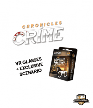 Chronicles Of Crime - The Virtual Reality Module